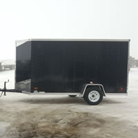 Cargo Trailer Rentals Winnipeg