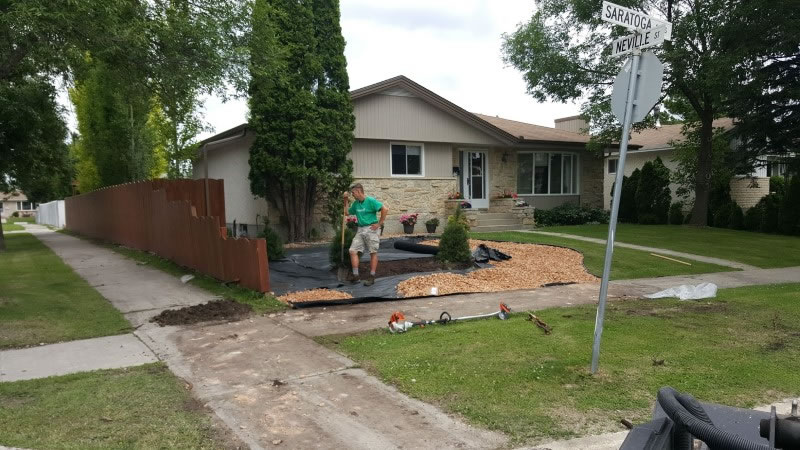 Landscaping Ideas in Winnipeg