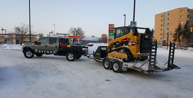 Skid Steer Services in Winnipeg Manitoba