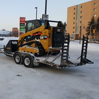 Skid Steer Rentals Winnipeg