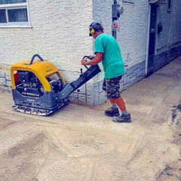 Preparing Your Area For Paver Installation.